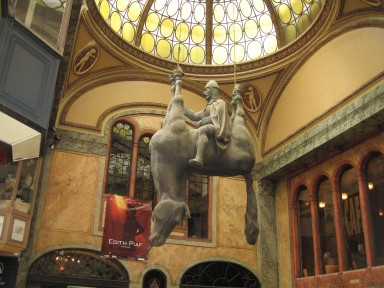 Wacky sculpture