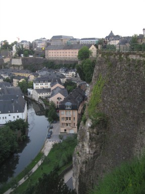 Luxembourg is a great place around which to walk.