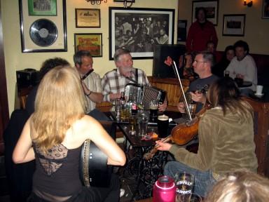 Music in Pub