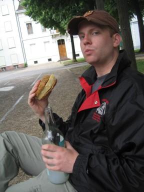 Swiss snack