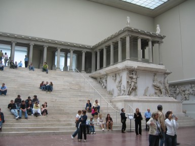If you visit Berlin, you HAVE to go to the Pergamon.
