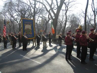 St. Paddy's parade I